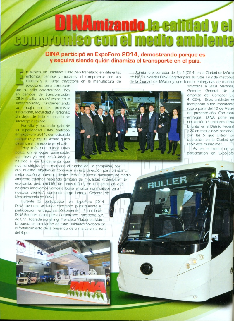 Revista %22Motor a Diesel%22 Marzo 2014 Pag. 22