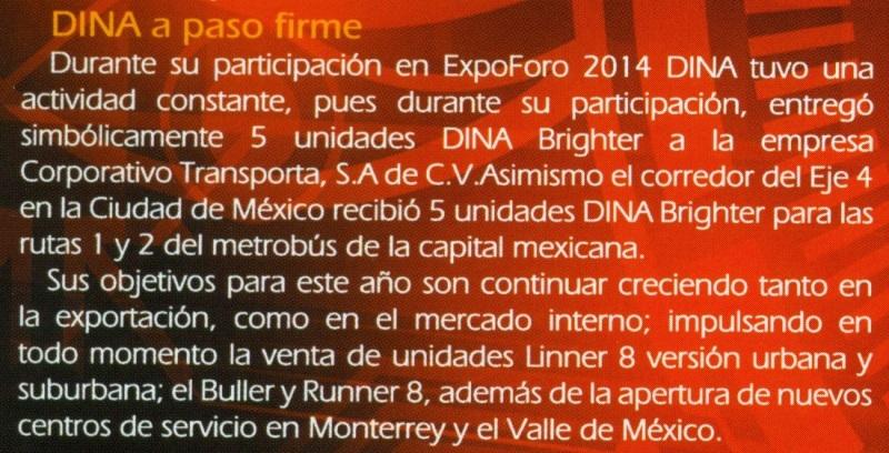 Revista %22Motor a Diesel%22 Marzo 2014 Pag. 26