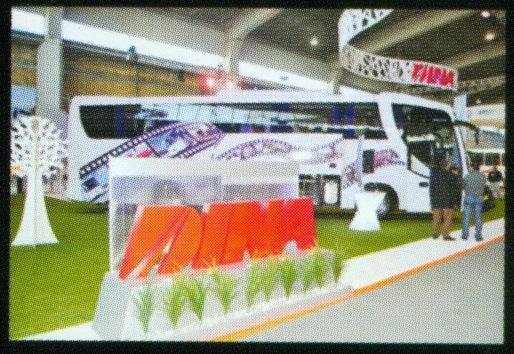 Revista %22Motor a Diesel%22 Marzo 2014 Pag. 27 Lo mejor del meracdo de autobuses en Expoforo 2014