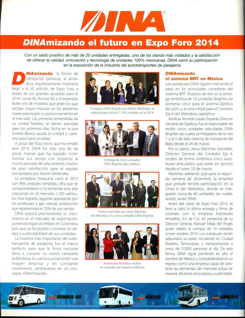Revista %22Transportes y Turismo%22 Abril 2014 Pag. 46