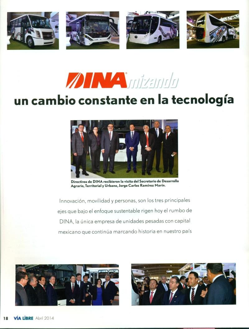 Revista %22Vía Libre%22 Abril 2014 Pag. 18