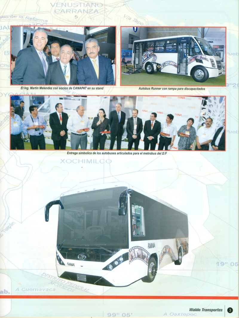 Revista %22Waldos Transporte%22 Abril 2014 Pag. 3