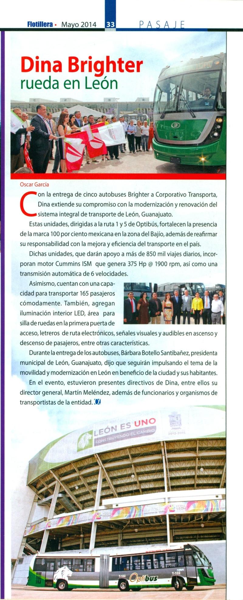 Revista %22Alianza Flotillera%22 Mayo 2014 Pag. 33