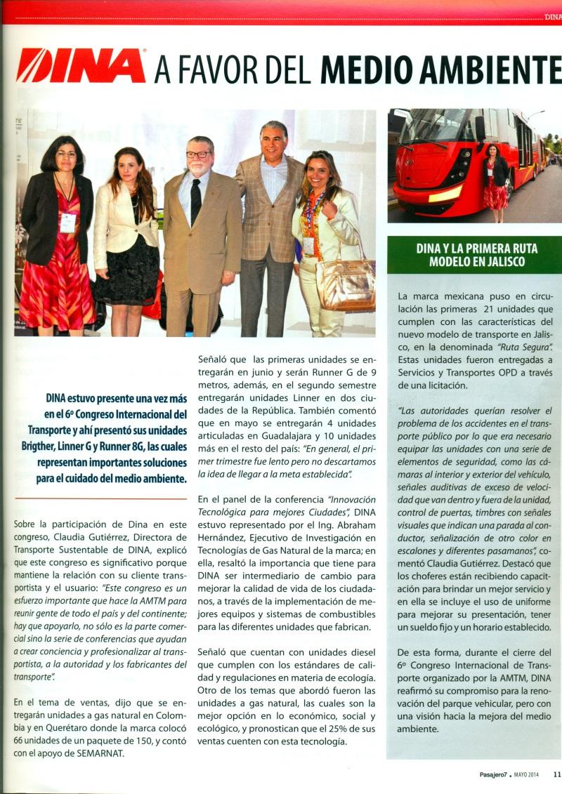 Revista %22Pasajero 7%22 Mayo 2014 Pag. 11
