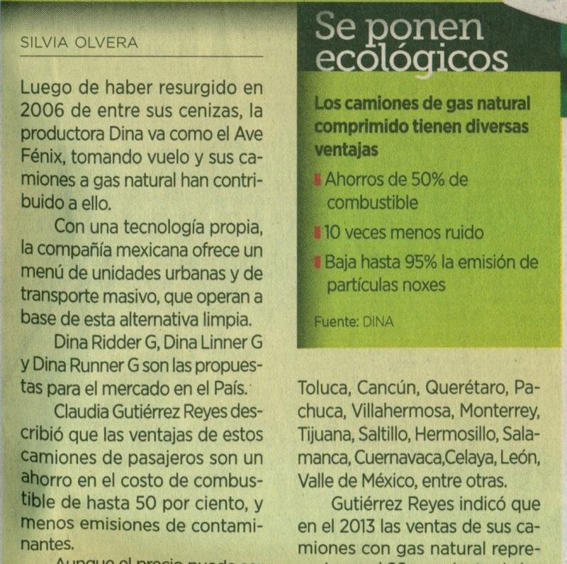 Periódico %22El Norte%22 31 de Mayo 2014 Sección Automotriz Pag. 9  copia 2
