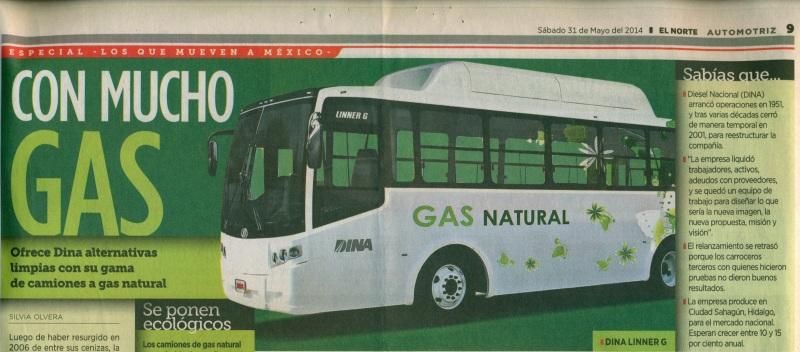Periódico %22El Norte%22 31 de Mayo 2014 Sección Automotriz Pag. 9  copia