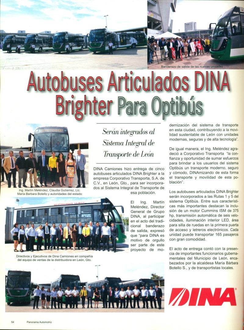 Revista %22 Panorama Automotriz%22 Mayo 2014 Pag. 54