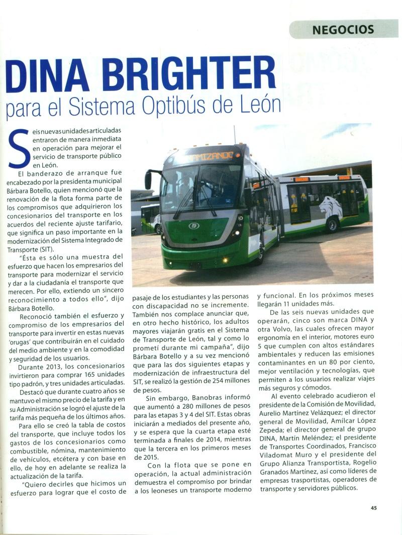 Revista %22Hombre Camion%22 Mayo 2014 Pag. 45