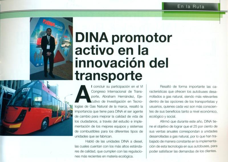 Revista %22Magazzine del Transporte%22 Mayo 2014 Pag. 27