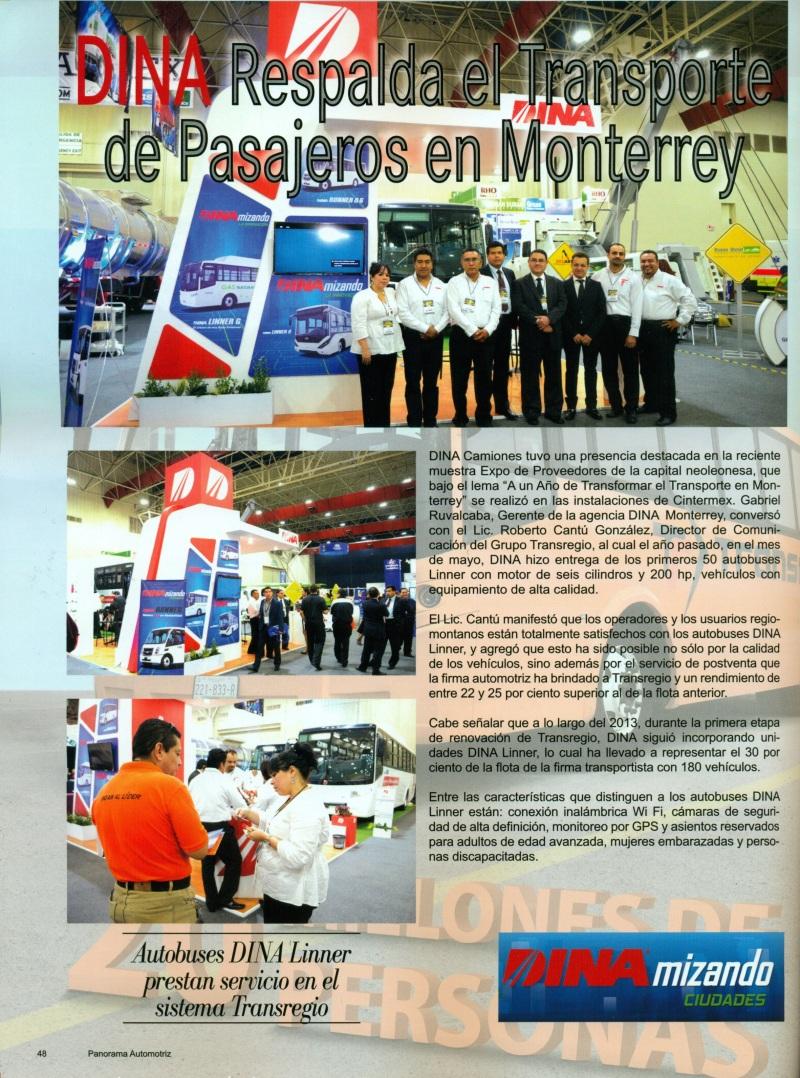 Revista %22Panorama Automotriz%22 Junio 2014 Pag. 48
