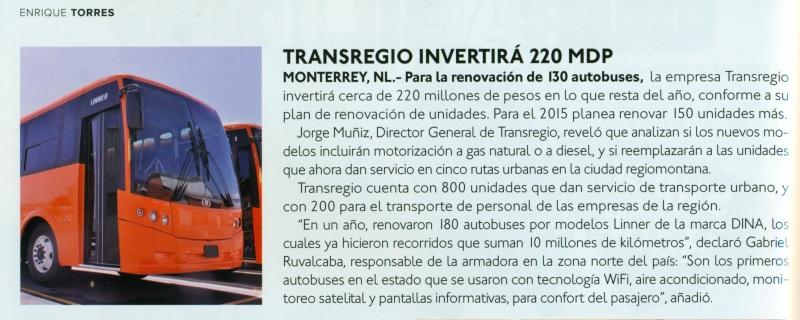Revista %22Transportes y Turismo%22 Junio 2014 Pag. 32