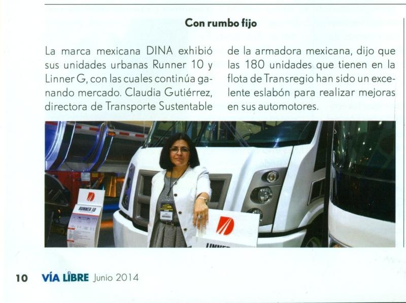 Revista %22Vía Libre%22 Junio 2014 Pag. 10